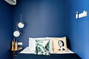 Gen-Z Executive Room - Scandinavian minimalist