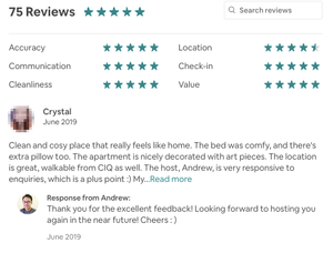 airbnb-five-star-review
