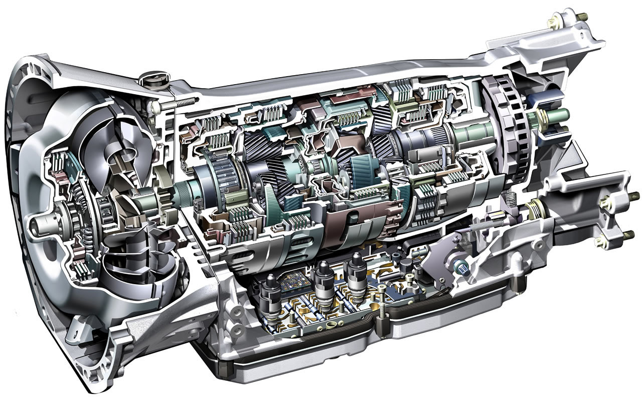 5 Speed Automatic Gearbox Service