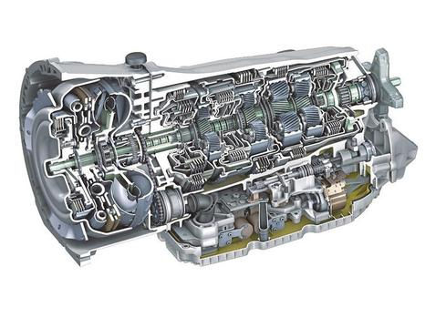 7 Speed Automatic Transmission Service