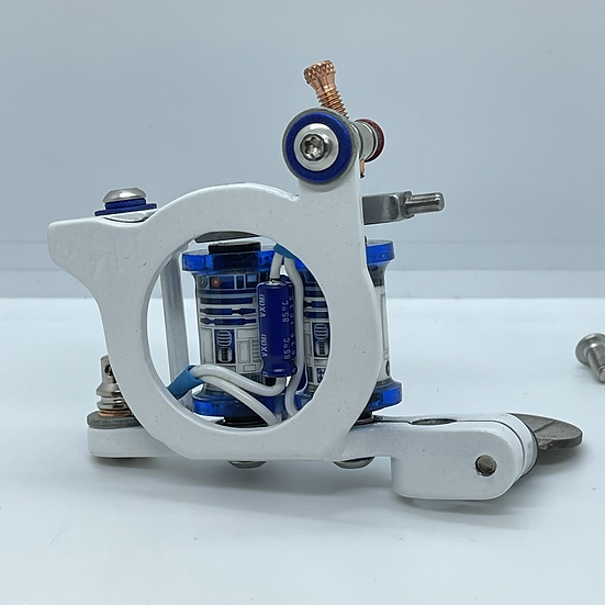 R2D2 detail liner 3/5 by rich helton