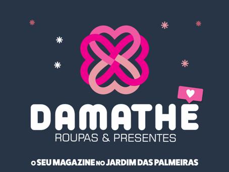 Damathe (Presentes Personalizados, Roupas, Brinquedos, Papelaria, Louças, Maquiagens)