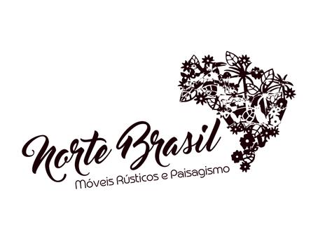 Norte Brasil (Mesas de Madeira, Bancos, Decoração, Plantas, Flores, Orquídeas)