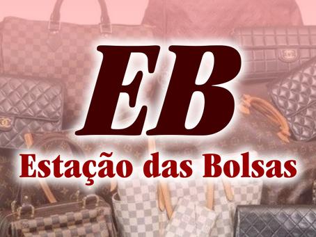 Estação das Bolsas (Bolsas, Carteiras, Mochilas, Bonés, Malas para Viagens)