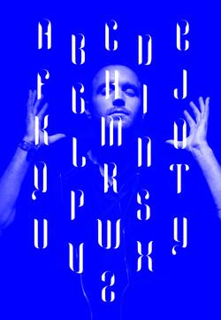 Specimen typographique
