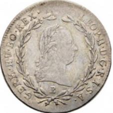10 Kreuzer- Franz II