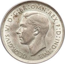1 Florin- George VI