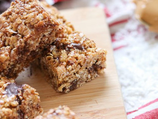 Enjoy Gluten-Free Granola Bars for Breakfast or a Snack