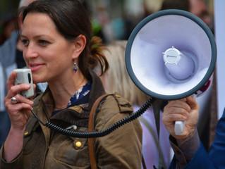 MOMS ACROSS AMERICA PROTEST GLYPHOSATE!