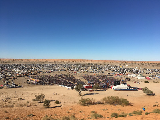 Big Red Bash - A Desert Experience Like No Other