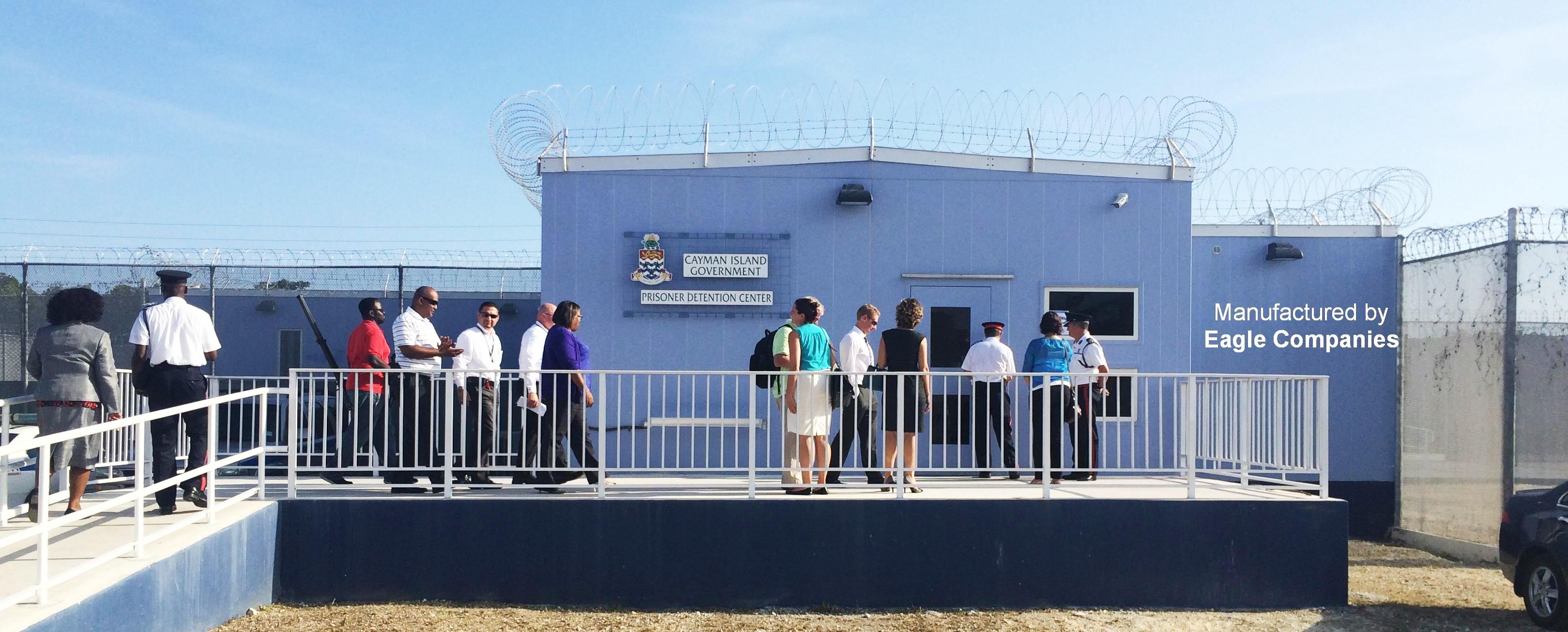 Modular Jail and Prison Facilities