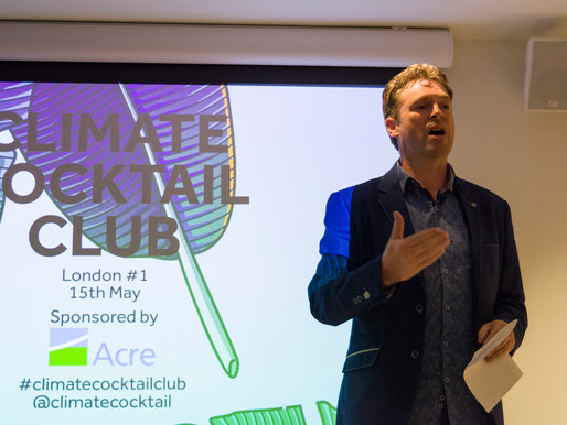 Climate Cocktail Club provides space for Londoners to stir up more climate action