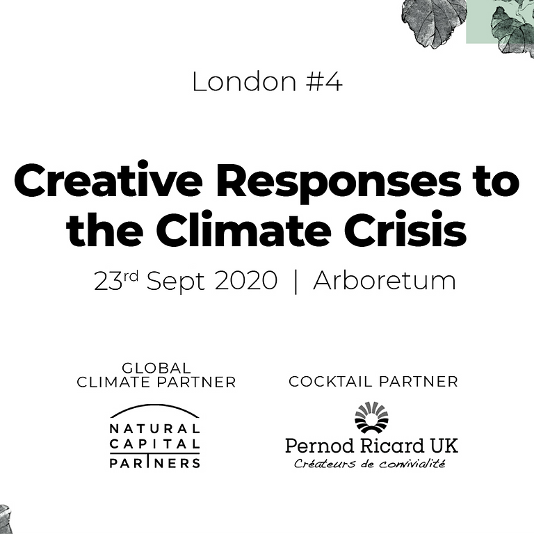 London #4 - Creative Responses to the Climate Crisis