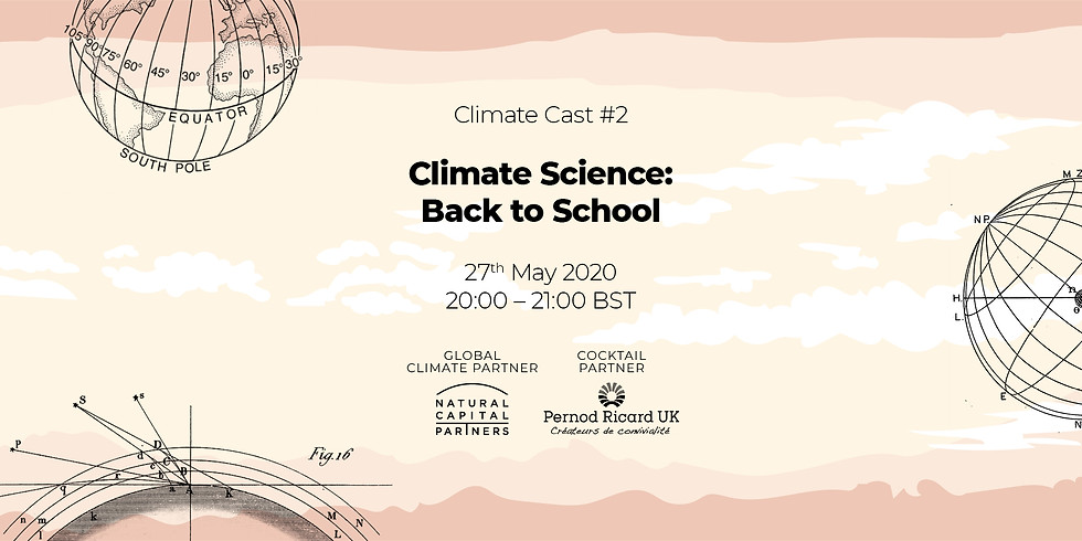 Climate Cast #2 - Climate science: back to school