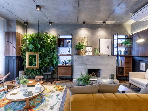 Primeira edição do Morar Mais em Porto Alegre alia sofisticação e criatividade em interiores