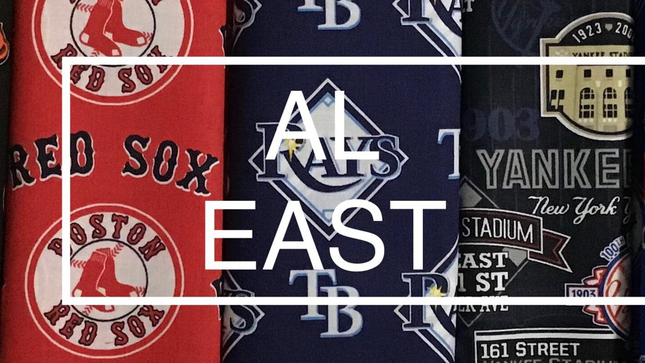 MLB AMERICAN LEAGUE-East