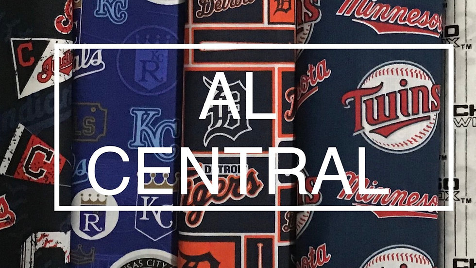 MLB AMERICAN LEAGUE-Central