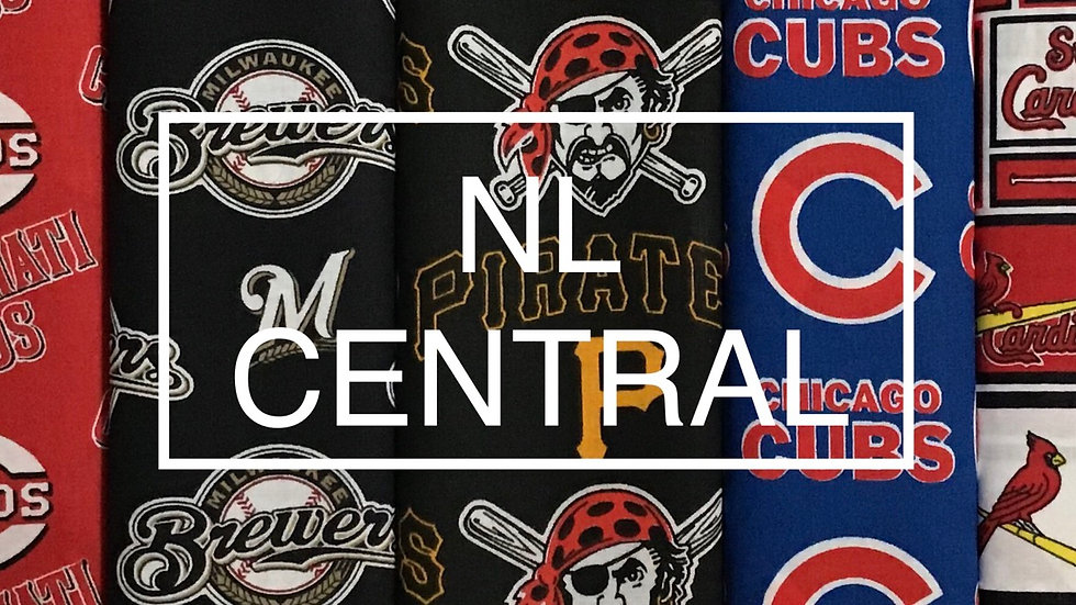 MLB NATIONAL LEAGUE - Central