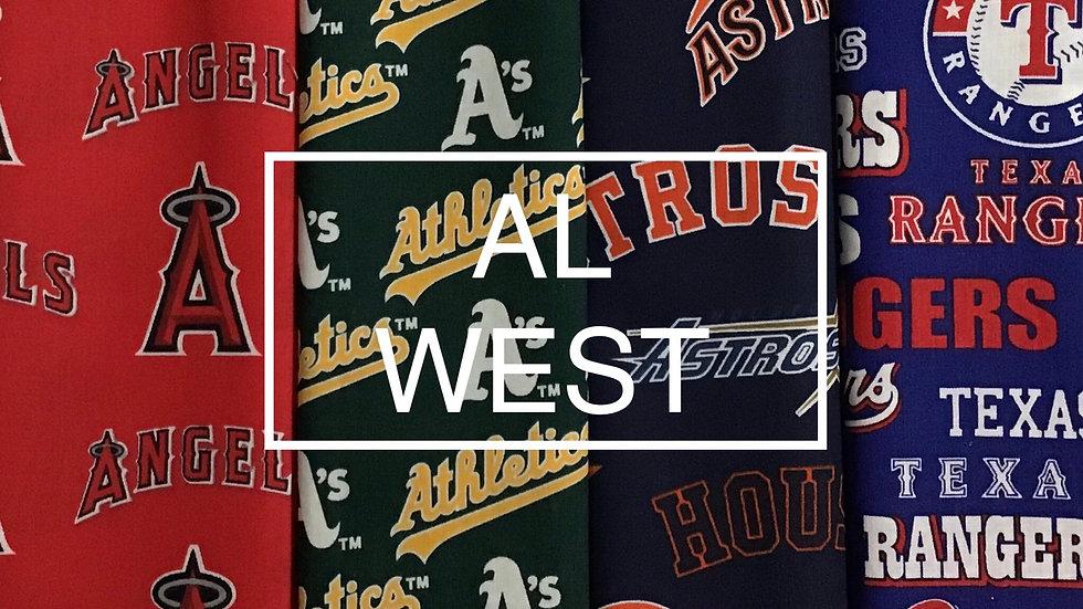 MLB AMERICAN LEAGUE-West