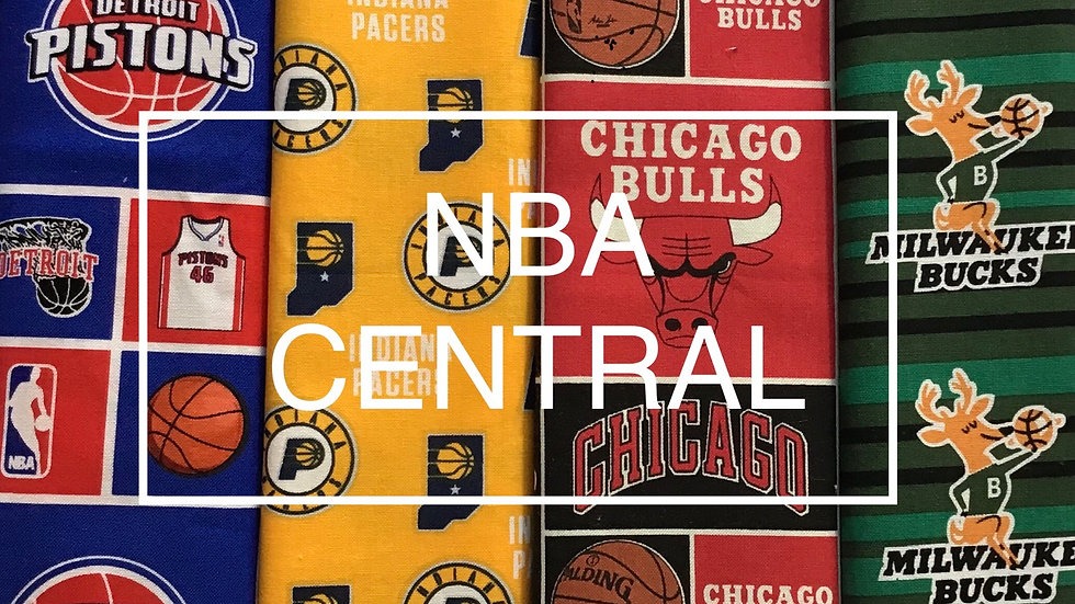 NBA EASTERN CONFERENCE - Central