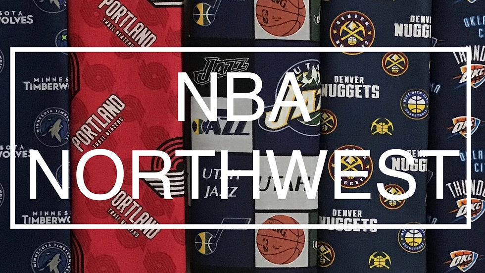 NBA WESTERN CONFERENCE - NORTHWEST