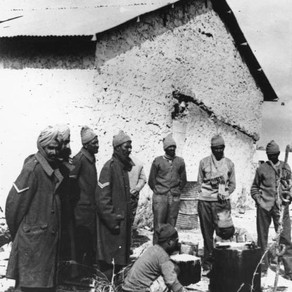 Between Erasure and Remembrance: Shreds from the Kriegsalltag of South Asian Faujis (Sipahis)