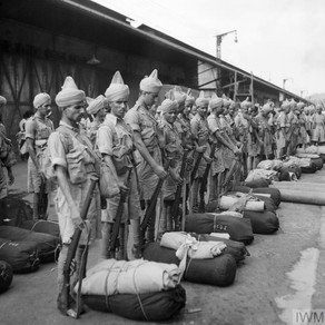 Renegades in Malaya: Indian Volunteers of the Japanese, F. Kikan