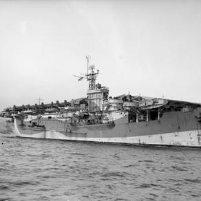 British Naval Aviation in World War II: Escort Carriers