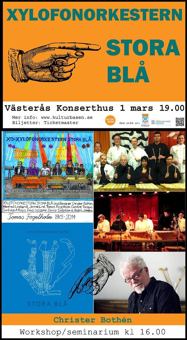 XYLOFONORKESTERN STORA BLÅ kulturbasen