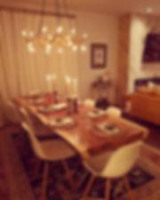A beautiful little catering at _deirdraj