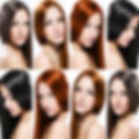 צבעי תוספות שיער