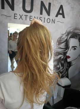 מראה שיער מושלם וטבעי לחלוטין