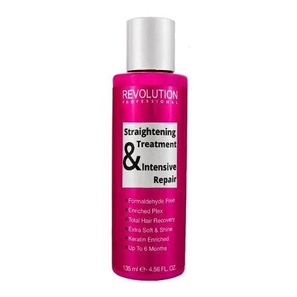 ערכת החלקת קראטין ביתית לשיער טבעי ללא פורמלין REVOLUTION PROFESSIONAL