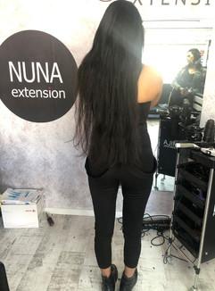 תוספת שיער טבעית