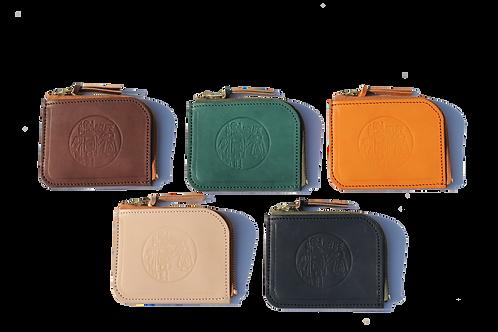 Zip mini wallet