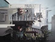 Paradies, 2017, oil - canvas, 180x135 cm