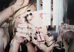 IMG_195126, 2016, oil - canvas, 165 x 110 cm