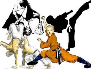 Le arti marziali nella vita quotidiana