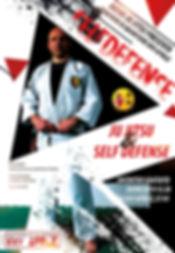 Locandina evento ProtectYourself