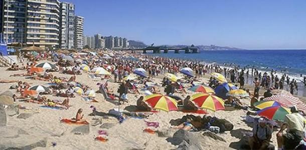 Playa El Sol (15 min)