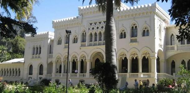 Palacio Vergara ( Quinta Vergara)