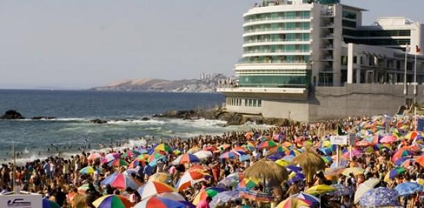 Playa Caleta Abarca (5 min)