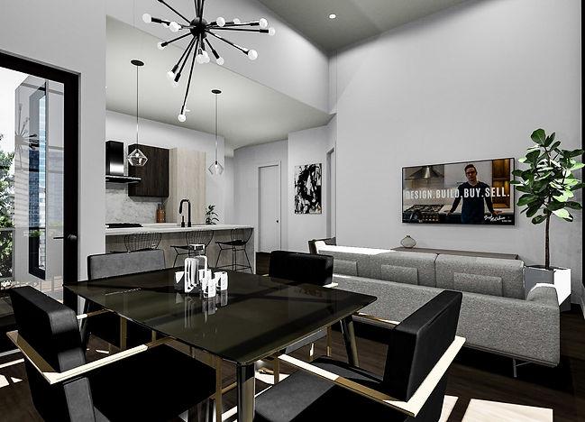 Irvine In Inglewood Kitchen