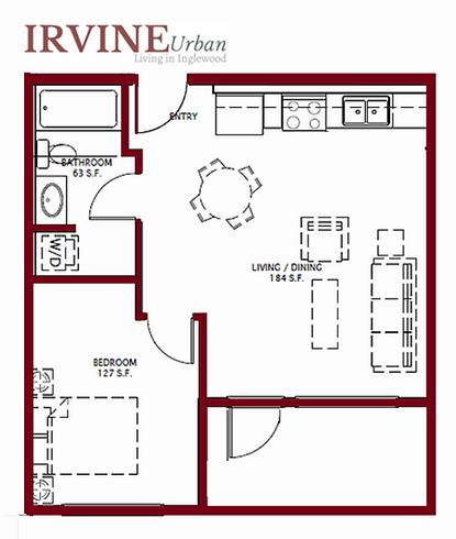 Irvine In Inglewood Unit