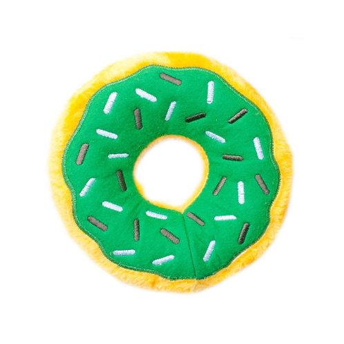 Donut Vert - Spécial Noël