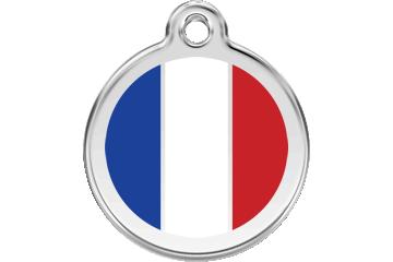 Médaille Drapeau Français