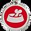 Thumbnail: Médaille Bol avec Os