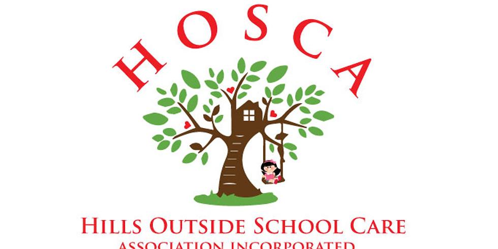 HOSCA's 25th Birthday
