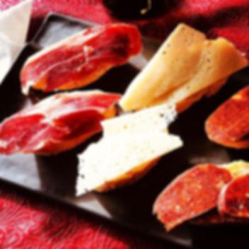 Pernil d'aglà, formatge de 5 anys de cur