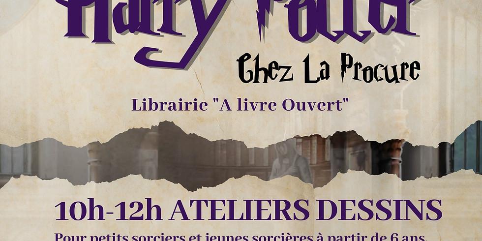 Journée Harry Potter - La Procure